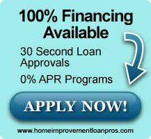 100% Financing Seal